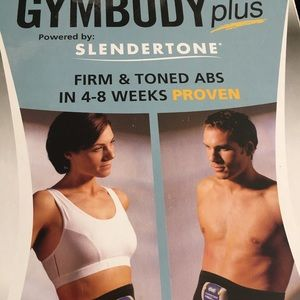 Other - Slender tone gym body belt to tone abs
